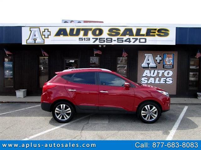 2014 Hyundai Tucson 4dr Limited 4WD 2.7L V6 Auto