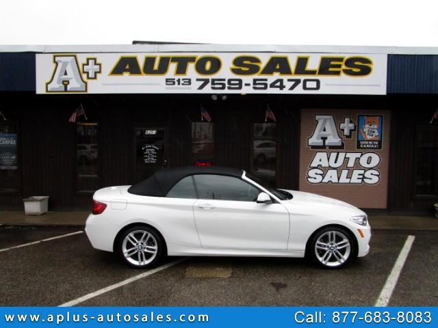 2015 BMW 2-Series 228xi Convertible