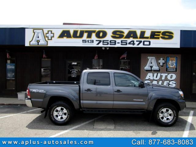 2014 Toyota Tacoma Double Cab V6 SR5 4WD TRD Off Road