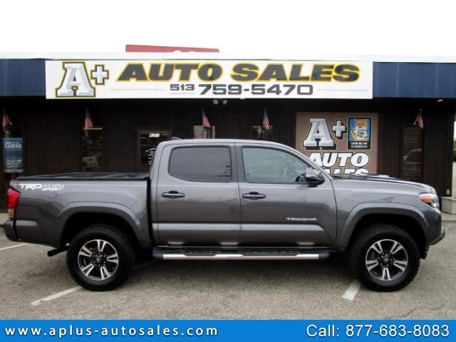2016 Toyota Tacoma TRD SPORT Double Cab V6 4WD