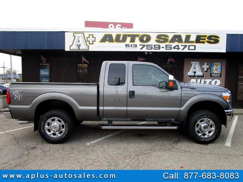2012 Ford F-250 SD F250 SuperCab XLT 4WD