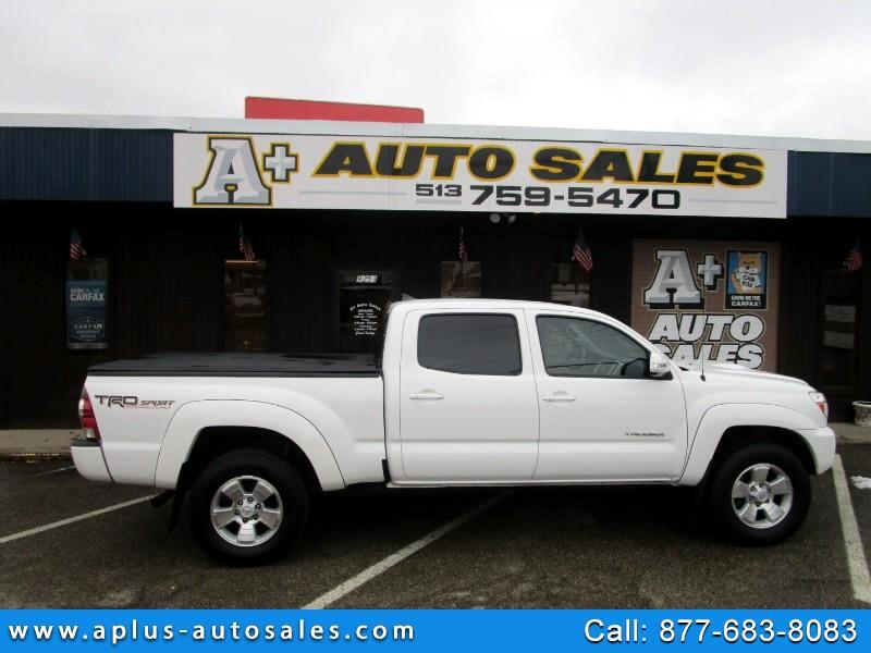 2014 Toyota Tacoma Double Cab V6 TRD Sport 4WD
