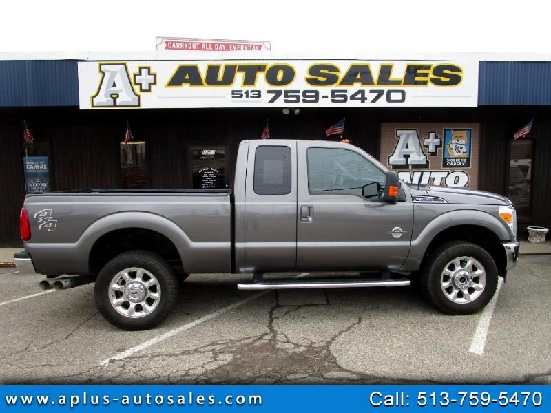 2014 Ford F-350 SD Lariat SuperCab 4WD