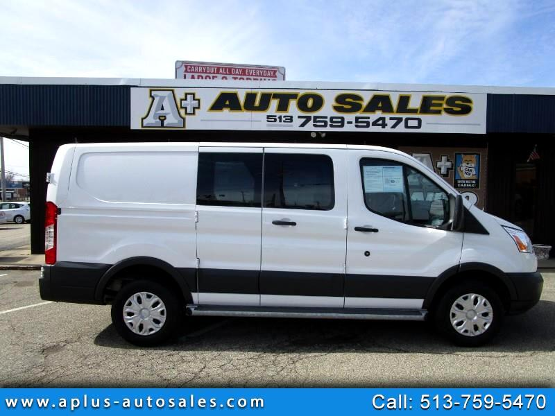 "2018 Ford Transit Transit 250 130"" Low Roof"