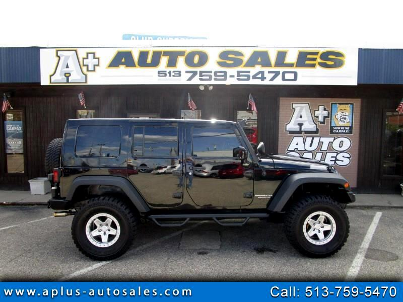 2009 Jeep Wrangler Unlimited Rubicon 4WD