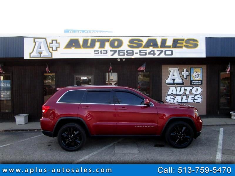 2012 Jeep Grand Cherokee Laredo Altitude 4WD