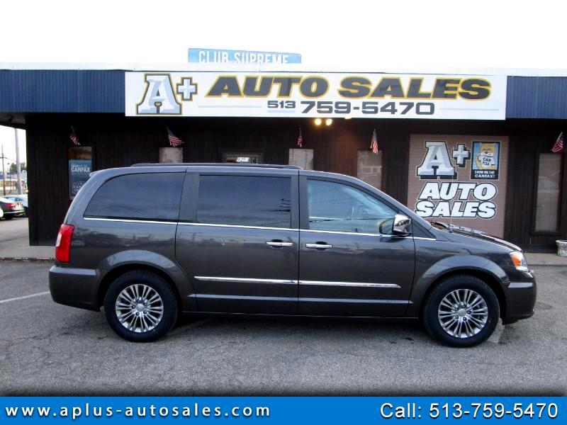 2016 Chrysler Town & Country Touring-L Anniversary Edition