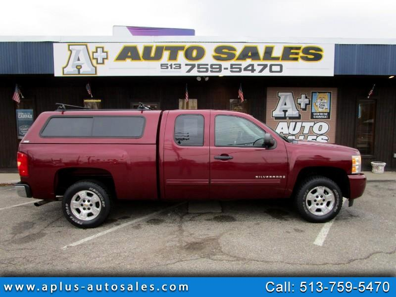 2009 Chevrolet Silverado 1500 LT Ext. Cab 2WD