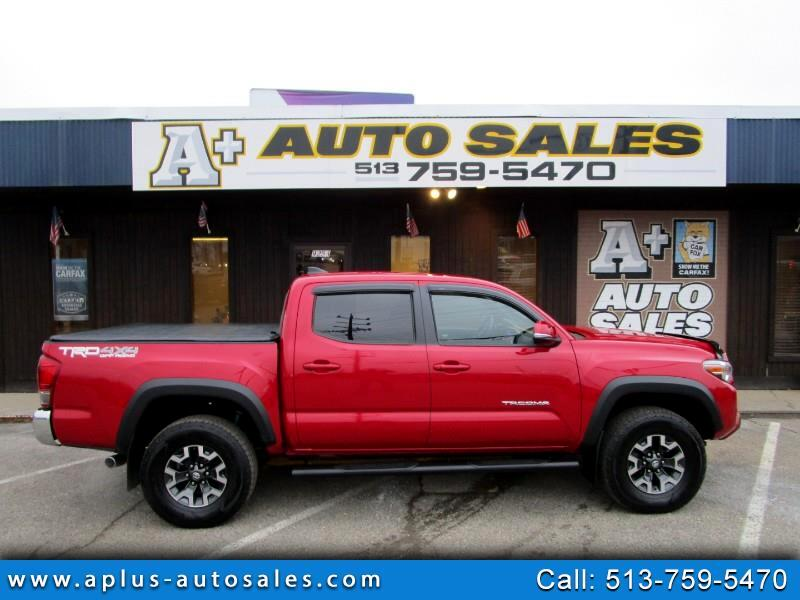 2016 Toyota Tacoma Double Cab TRD Off Road 4WD