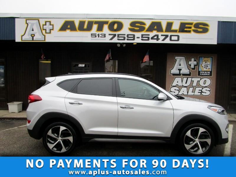 Hyundai Tucson Limited AWD 2016