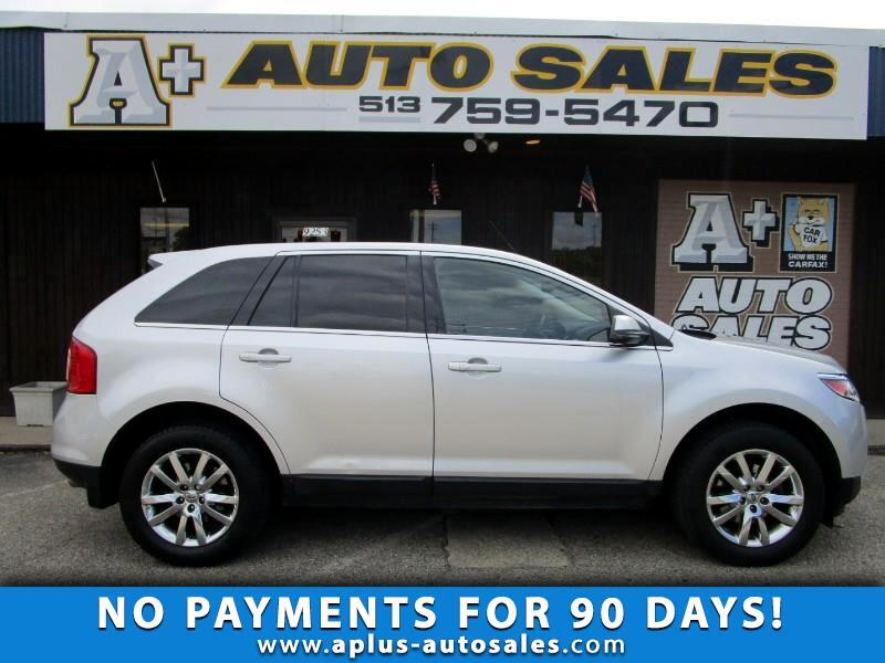 Ford Edge Limited FWD 2014