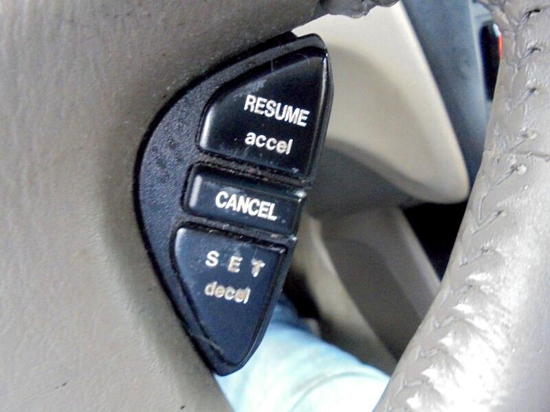 2002 Honda Accord EX Sedan with Leather