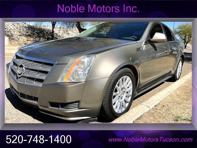 2010 Cadillac CTS 3.0L Luxury AWD