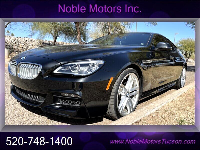 2016 BMW 6-Series Gran Coupe 650i