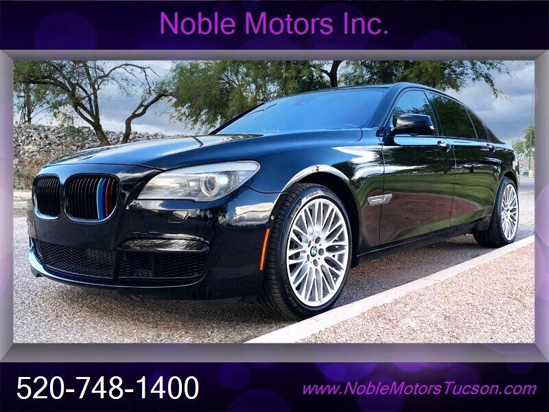 2012 BMW 7-Series 740Li