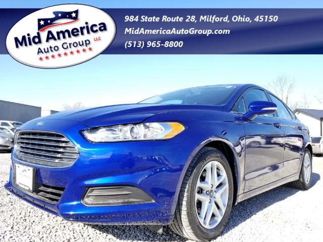2014 Ford Fusion SE Ecoboost