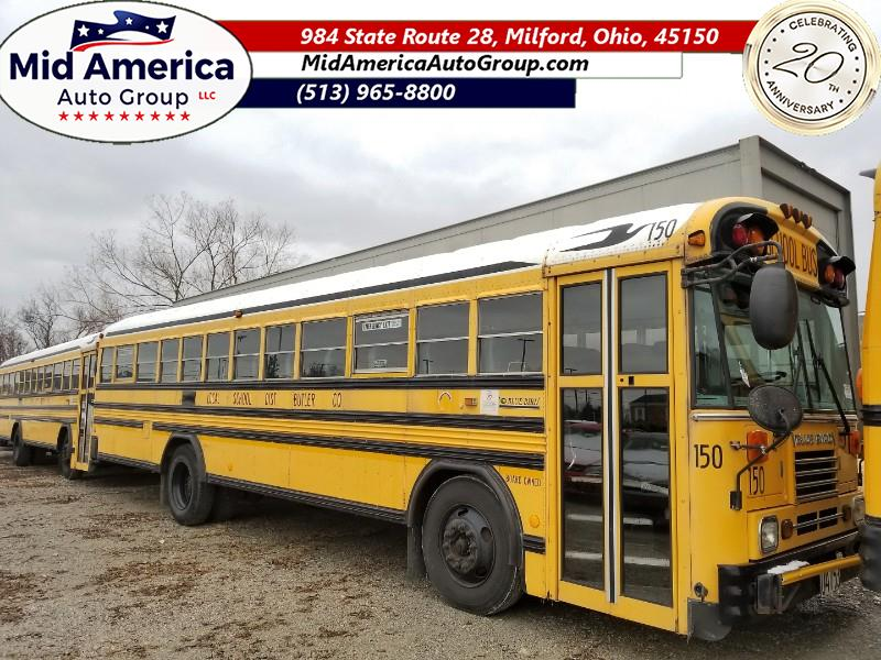 2003 Blue Bird TC2000 72 Passenger School Bus