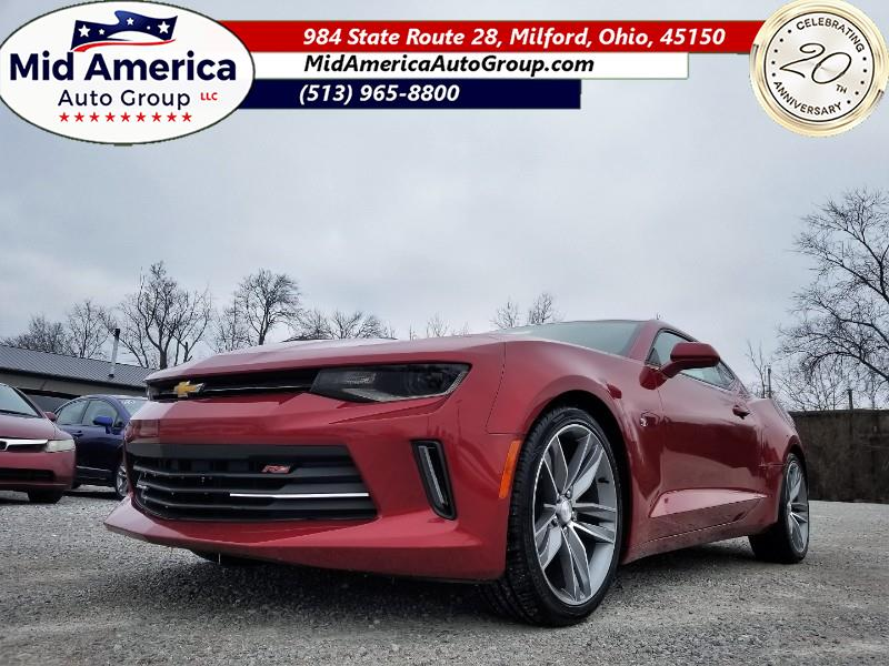 2016 Chevrolet Camaro 1LT with RS Package