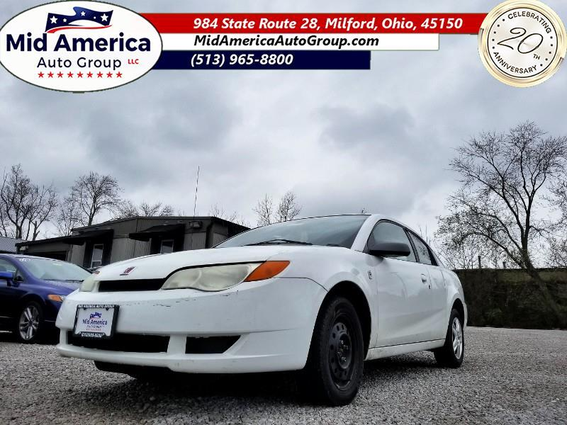 2006 Saturn ION Quad Coupe 2