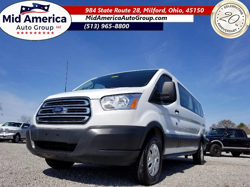 2018 Ford Transit 350 XLT Low Roof 15 Passenger