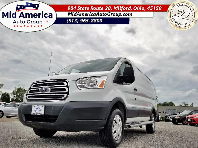 "2016 Ford Transit Cargo Van T-250 130"" Low Roof"