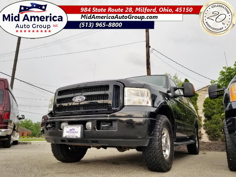 """2005 Ford Excursion 137"""" WB 6.0L Limited 4WD"""