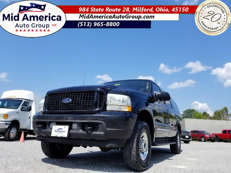 """2003 Ford Excursion 137"""" WB 6.8L Limited 4WD"""