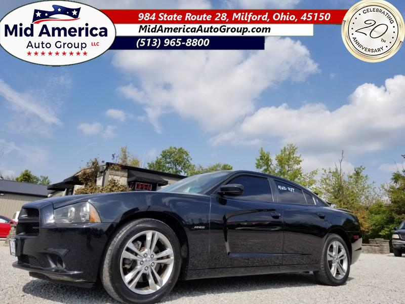 Dodge Charger 4dr Sdn RT Max AWD 2012