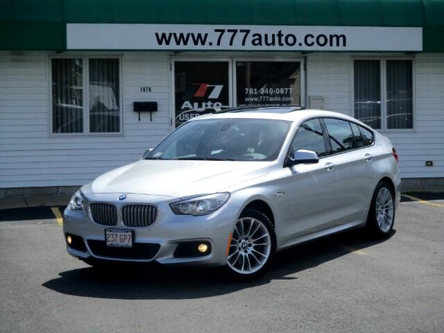 2013 BMW 5-Series 550i xDrive GT
