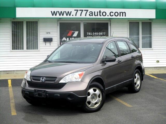 2009 Honda CR-V LX 4WD 5-Speed AT