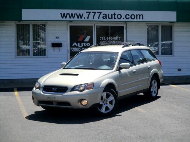 2005 Subaru Outback 2.5XT Wagon