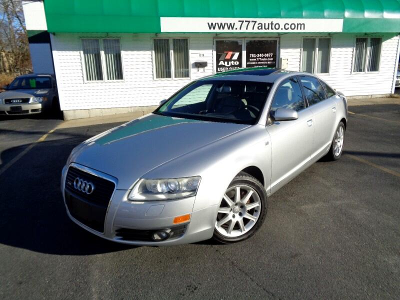 2005 Audi A6 3.2 with Tiptronic