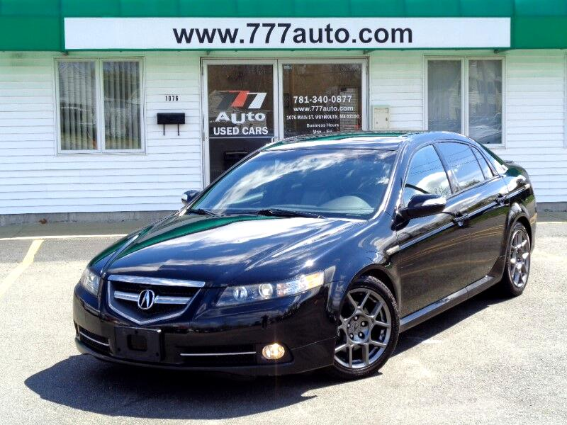 2008 Acura TL Type-S 6-Speed MT