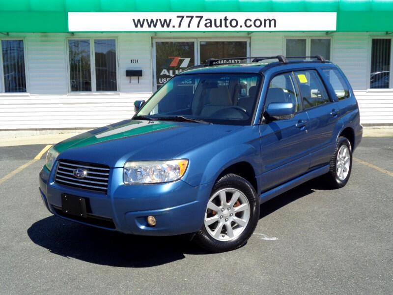 2008 Subaru Forester 2.5X Premium