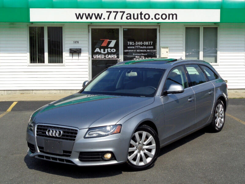 2009 Audi A4 Avant 2.0 T Premium Plus Package