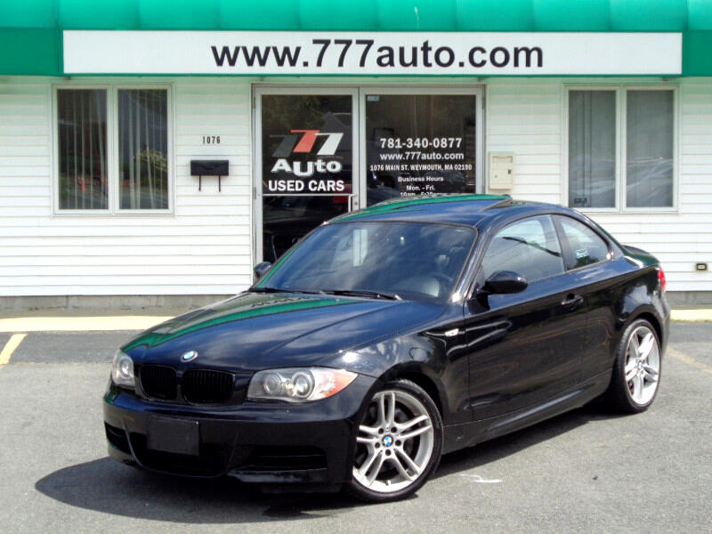 BMW 1-Series 135i Coupe 2009