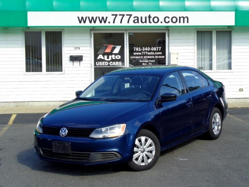 Volkswagen Jetta S 2011