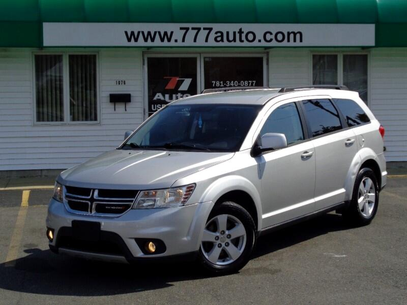 2012 Dodge Journey Sxt >> Used 2012 Dodge Journey Sxt For Sale In Weymouth Boston
