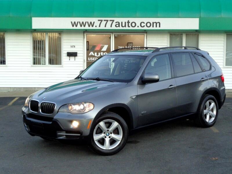 BMW X5 3.0si 2008