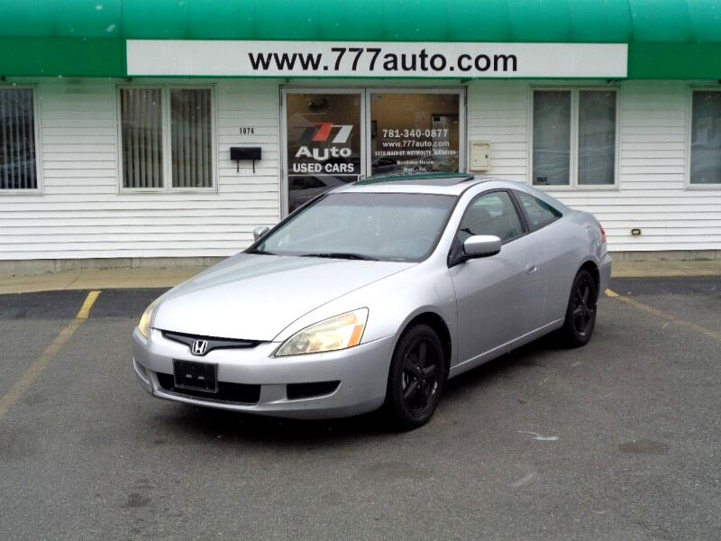 Honda Accord EX coupe AT 2003