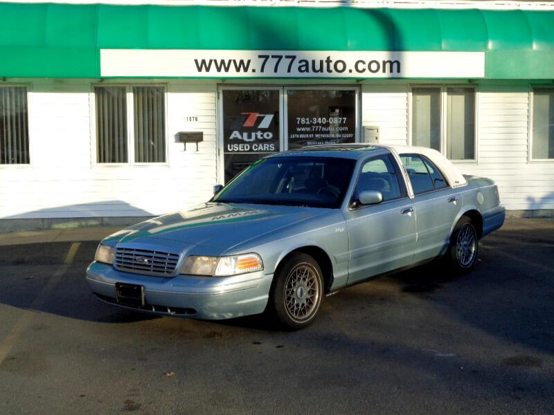 Ford Crown Victoria Standard 2002