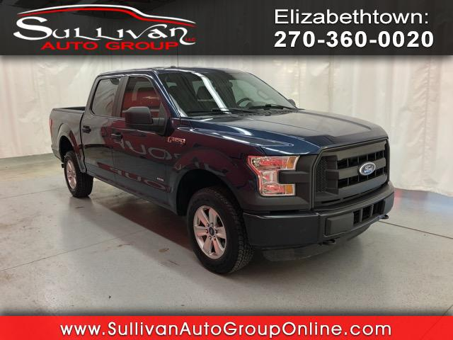 2015 Ford F-150 EcoBoost