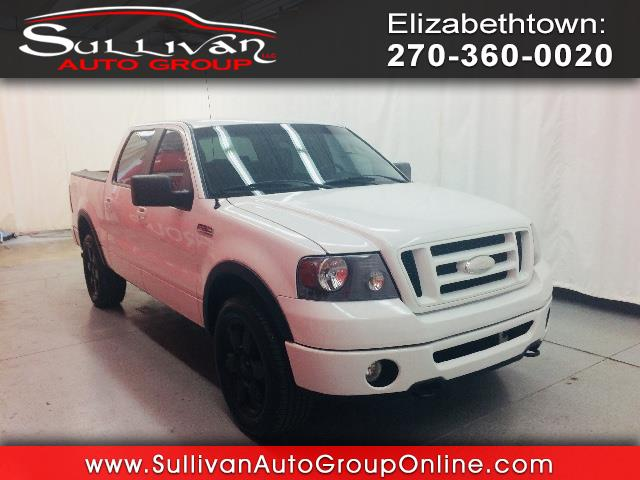 2007 Ford F-150 FX4 4WD