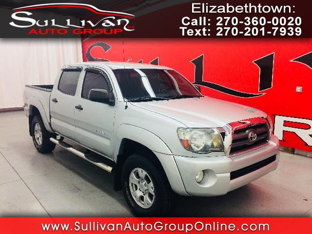 2010 Toyota Tacoma 2WD Double Cab V6 PreRunner