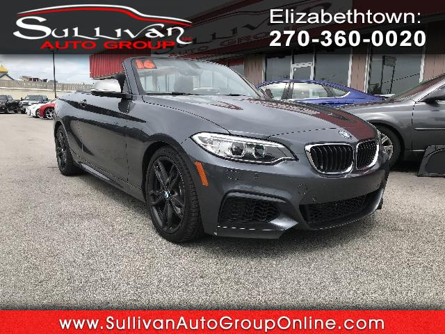 2016 BMW 2-Series M235i Convertible