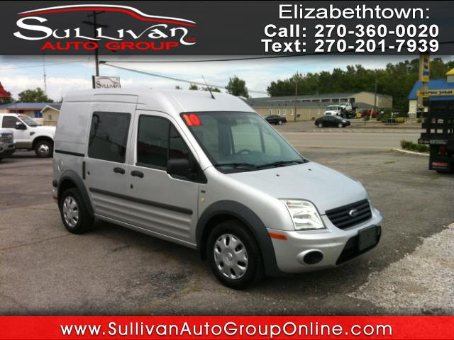 2010 Ford Transit Connect Wheelchair