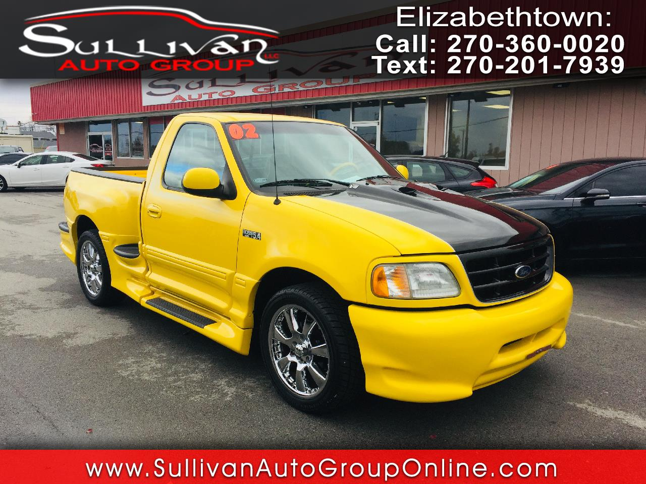 2002 Ford F-150 BOSS 5.4 Limited Edition