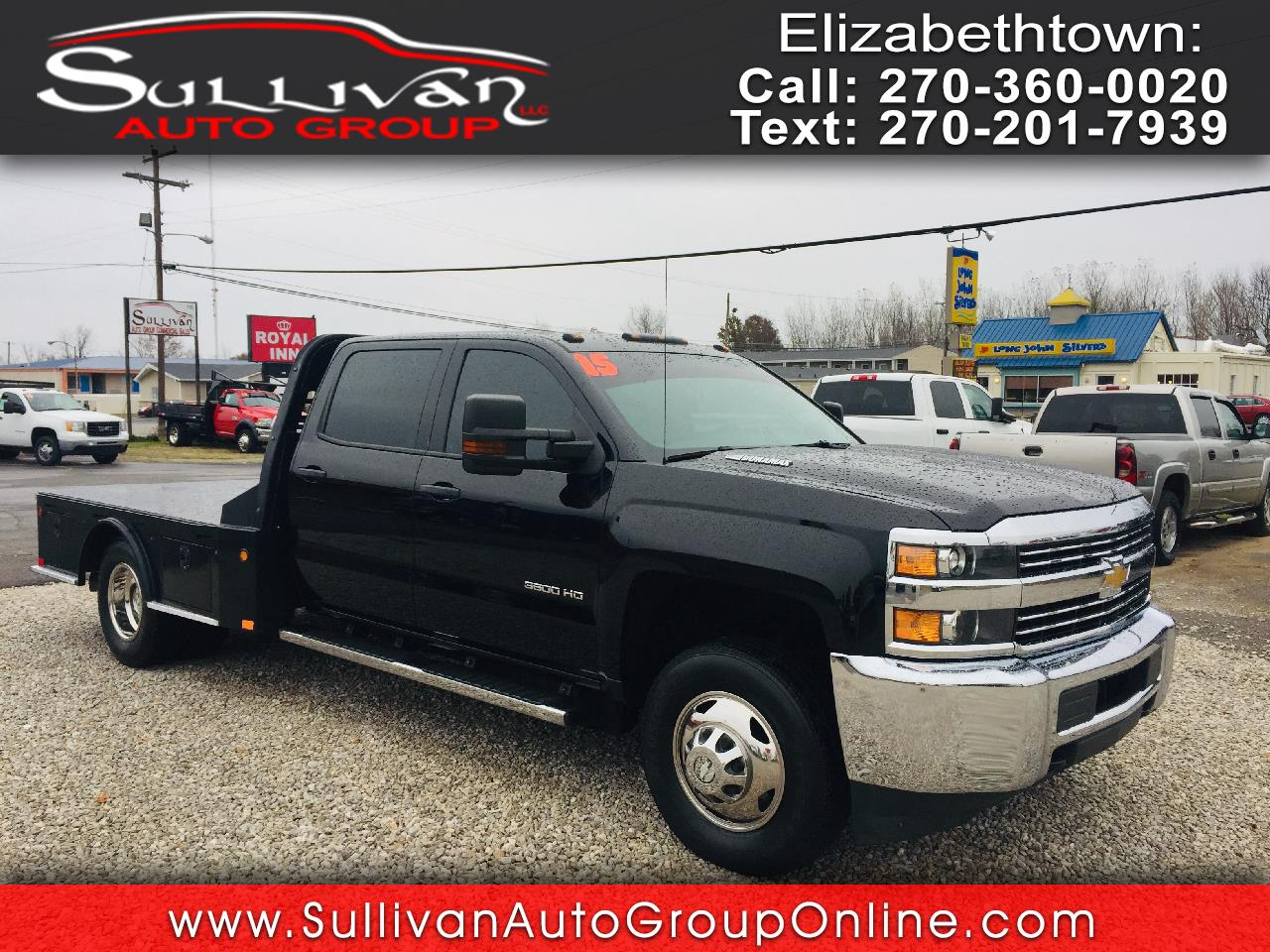 Buy Here Pay Cars For Sale Elizabethtown Ky 42701 Sullivan Auto 2015 Chevy Silverado Double Cab Silver Chevrolet 3500hd Built After Aug 14 4wd Crew 1715 Wb 5906 Ca Wt