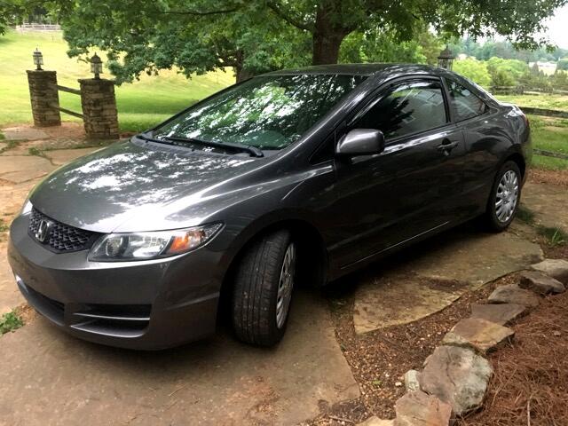 2010 Honda Civic Coupe LX CVT