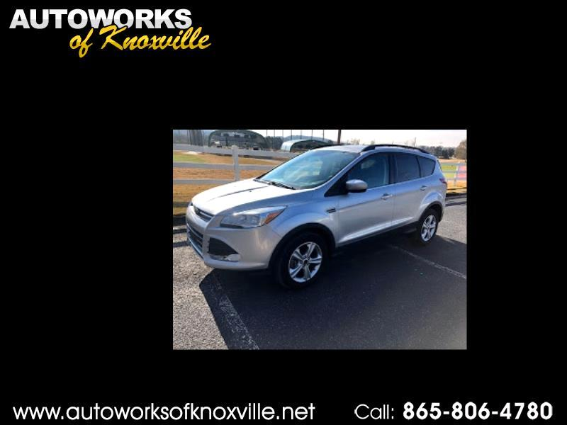 2016 Ford Escape SE 4WD